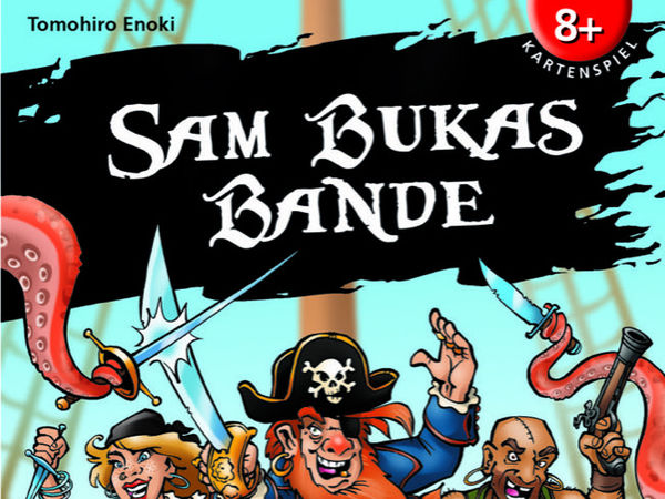 Bild zu Alle Brettspiele-Spiel Sam Bukas Bande