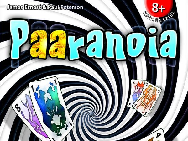 Bild zu Alle Brettspiele-Spiel Paaranoia