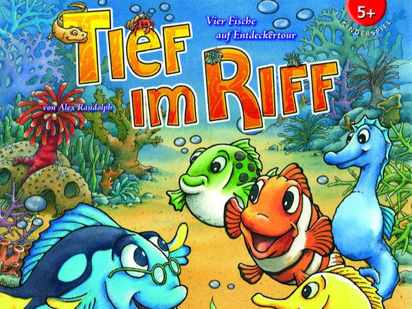 Bild zu Alle Brettspiele-Spiel Tief im Riff