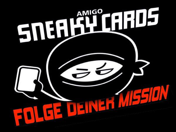 Bild zu Alle Brettspiele-Spiel Sneaky Cards