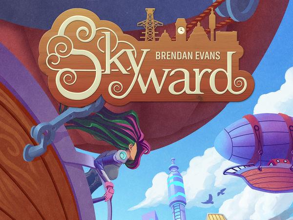 Bild zu Alle Brettspiele-Spiel Skyward