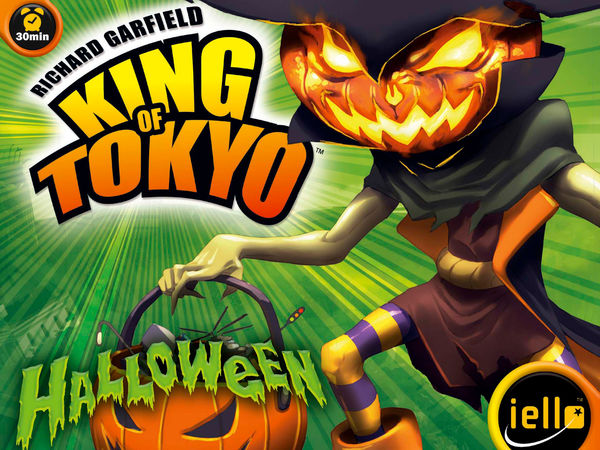 Bild zu Alle Brettspiele-Spiel King of Tokyo: Halloween