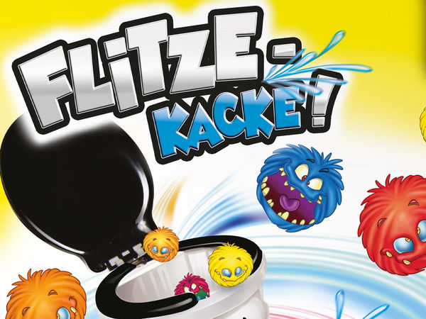 Bild zu Alle Brettspiele-Spiel Flitzekacke!