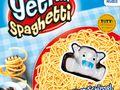 Hilfe! Ein Yeti in den Spaghetti! Bild 1