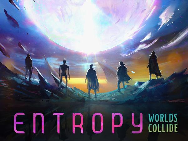 Bild zu Alle Brettspiele-Spiel Entropy: Worlds Collide