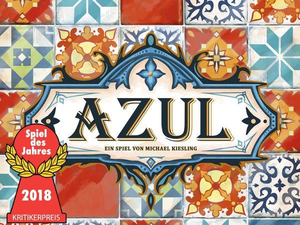 Bild zu Alle Brettspiele-Spiel Azul