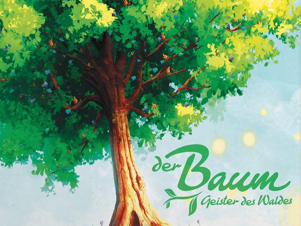 Bild zu Alle Brettspiele-Spiel Der Baum: Geister des Waldes