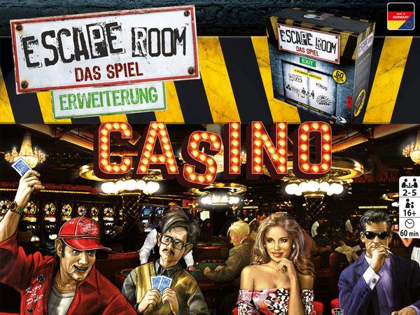 Bild zu Alle Brettspiele-Spiel Escape Room: Das Spiel - Casino
