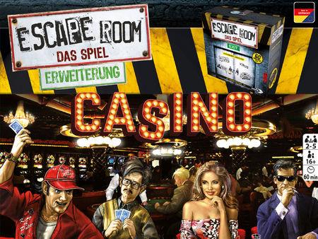 Escape Room: Das Spiel - Casino