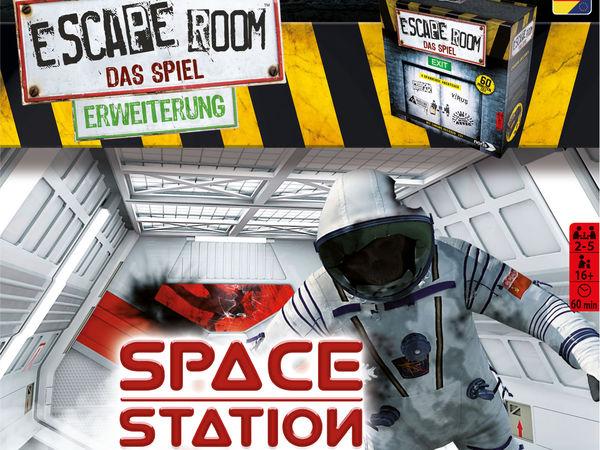 Bild zu Alle Brettspiele-Spiel Escape Room: Das Spiel - Space Station