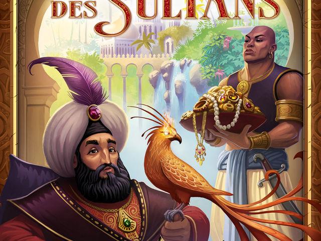 Five Tribes: Die Launen des Sultans Bild 1