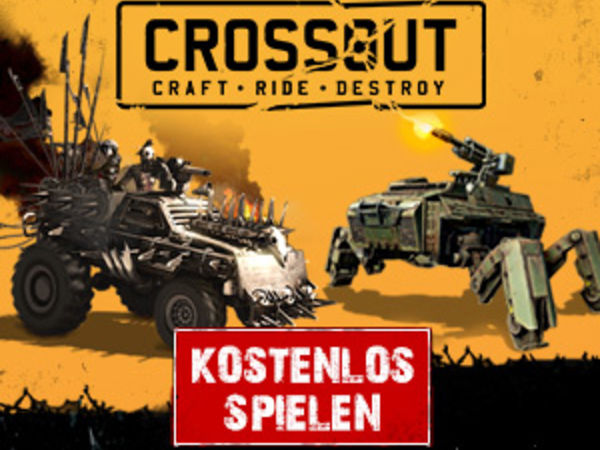 Bild zu Action-Spiel Crossout