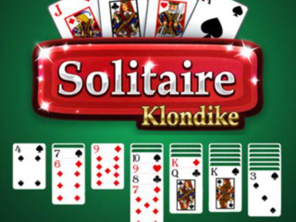 Bild zu Karten & Brett-Spiel Solitaire Klondike