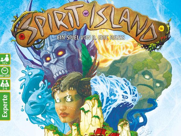Bild zu Alle Brettspiele-Spiel Spirit Island
