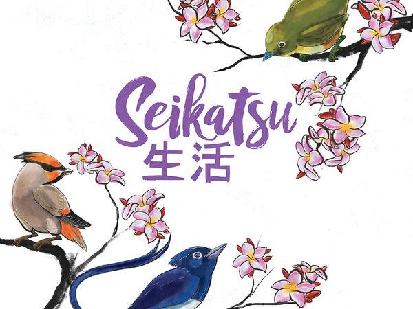 Bild zu Alle Brettspiele-Spiel Seikatsu