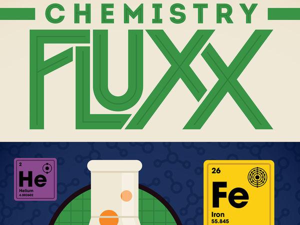 Bild zu Alle Brettspiele-Spiel Chemistry Fluxx