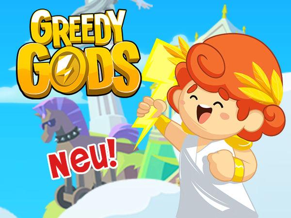 Bild zu Alle-Spiel Greedy Gods