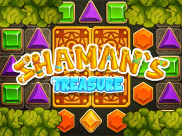 Bild zu Denken-Spiel Shaman's Treasure