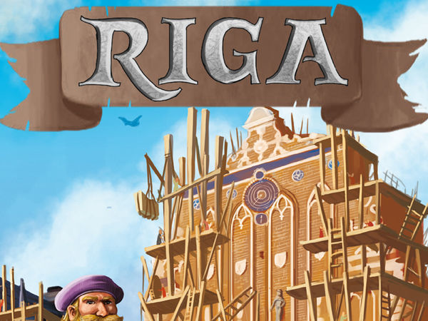Bild zu Alle Brettspiele-Spiel Riga