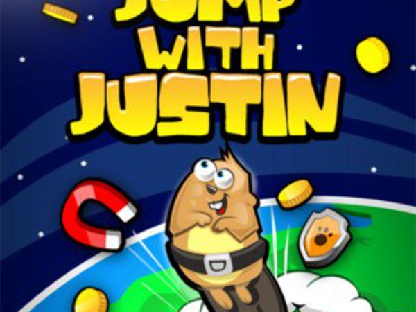 Bild zu Action-Spiel Jump With Justin
