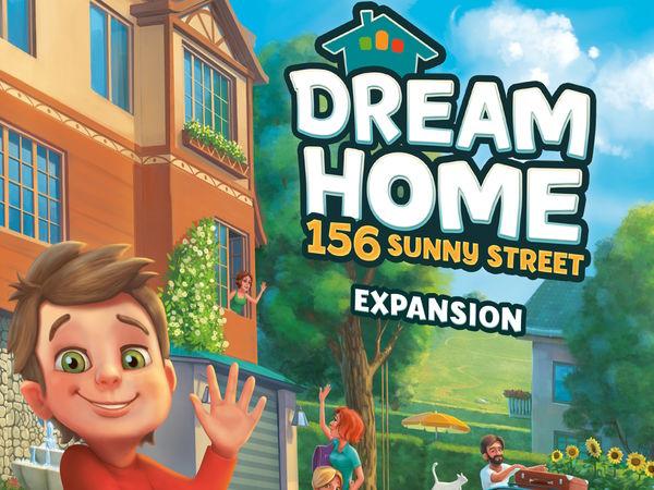 Bild zu Alle Brettspiele-Spiel Mein Traumhaus: Familienbesuch