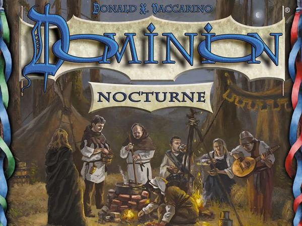 Bild zu Alle Brettspiele-Spiel Dominion: Nocturne