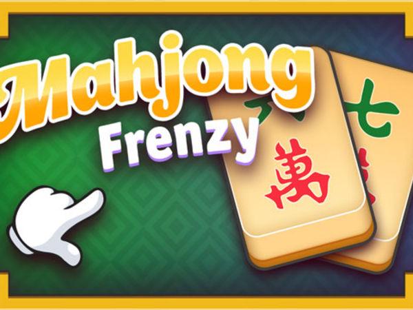 Bild zu Klassiker-Spiel Mahjong Frenzy