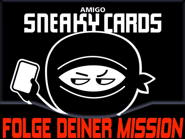 Sneaky Cards Bild 1