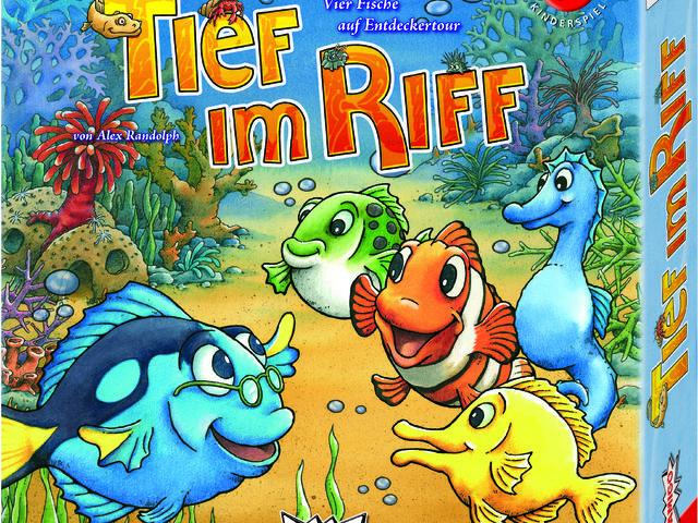 Tief im Riff Bild 1