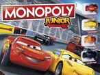 Vorschaubild zu Spiel Monopoly Junior Cars 3