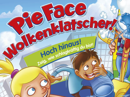 Pie Face: Wolkenklatscher