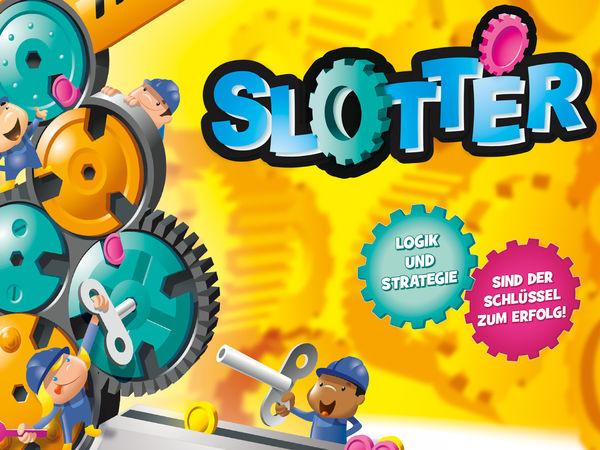 Bild zu Alle Brettspiele-Spiel Slotter