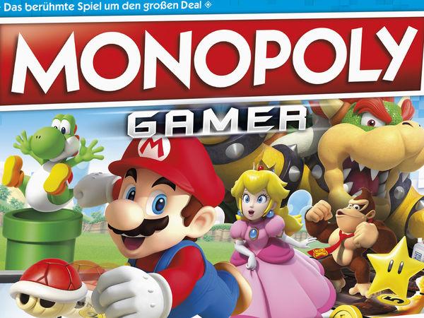 Bild zu Alle Brettspiele-Spiel Monopoly Gamer