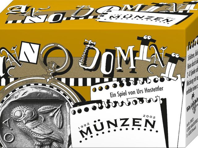 Anno Domini - Münzen Bild 1