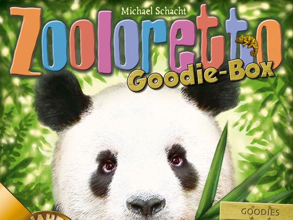 Bild zu Alle Brettspiele-Spiel Zooloretto: Goodie-Box