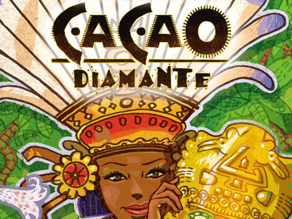 Bild zu Alle Brettspiele-Spiel Cacao: Diamante