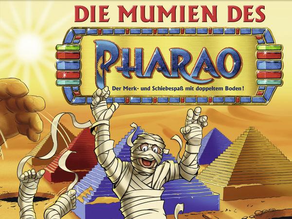 Bild zu Alle Brettspiele-Spiel Die Mumien des Pharao