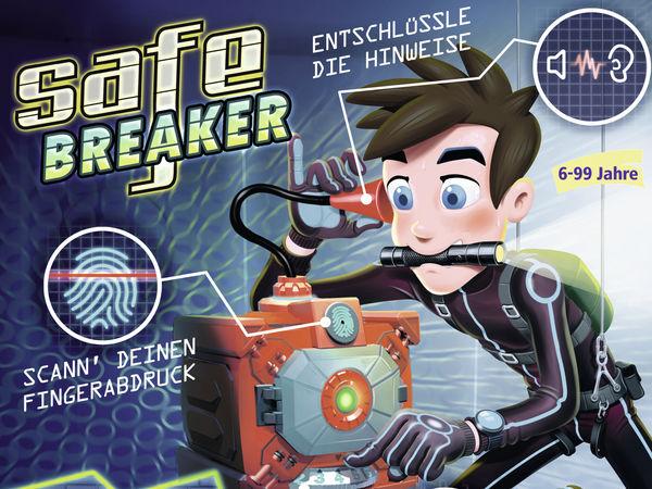 Bild zu Alle Brettspiele-Spiel Safe Breaker