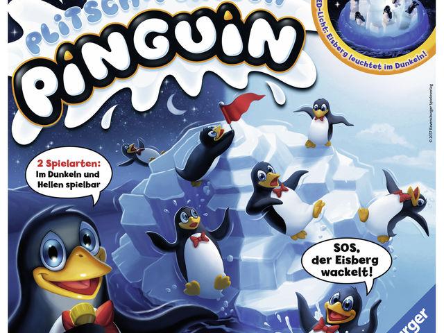 Plitsch Platsch Pinguin Bild 1