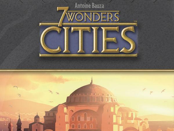 Bild zu Alle Brettspiele-Spiel 7 Wonders: Cities Anniversary Pack