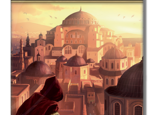 7 Wonders: Cities Anniversary Pack Bild 1