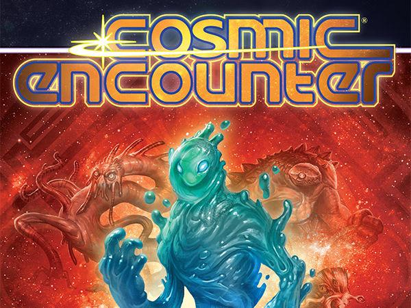 Bild zu Alle Brettspiele-Spiel Cosmic Encounter: Kosmischer Sturm
