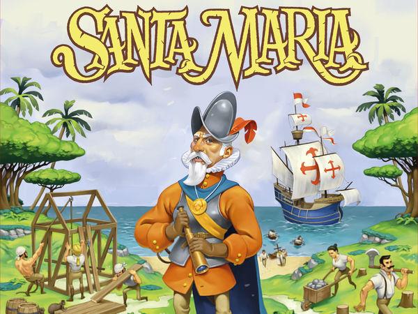 Bild zu Alle Brettspiele-Spiel Santa Maria