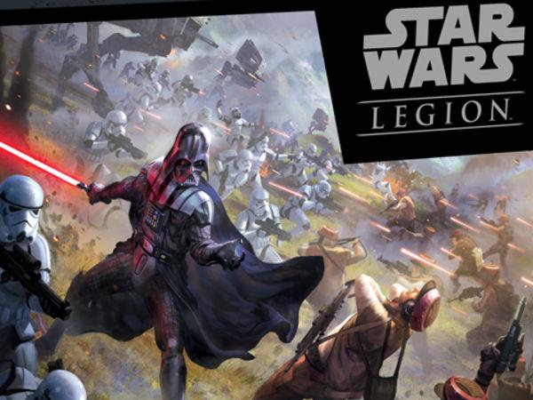 Bild zu Alle Brettspiele-Spiel Star Wars: Legion