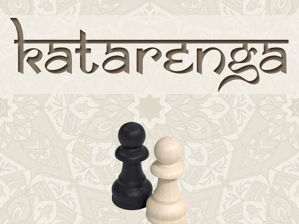 Bild zu Alle Brettspiele-Spiel Katarenga