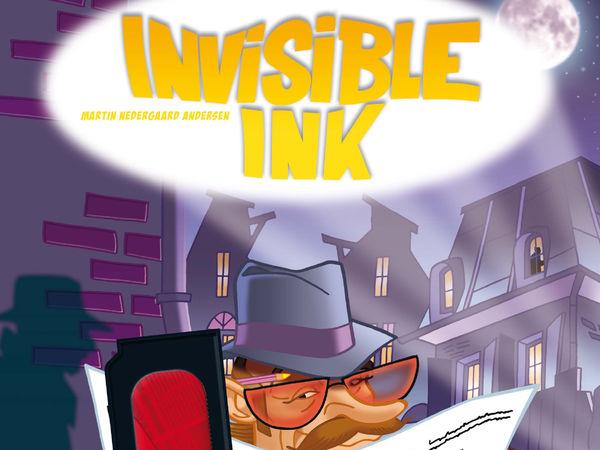 Bild zu Alle Brettspiele-Spiel Invisible Ink