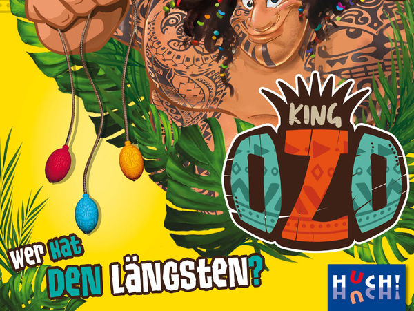 Bild zu Alle Brettspiele-Spiel King Ozo