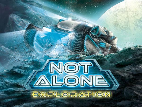 Bild zu Alle Brettspiele-Spiel Not Alone: Exploration