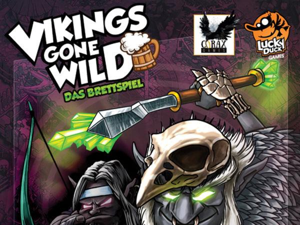 Bild zu Alle Brettspiele-Spiel Vikings Gone Wild: Ragnarök