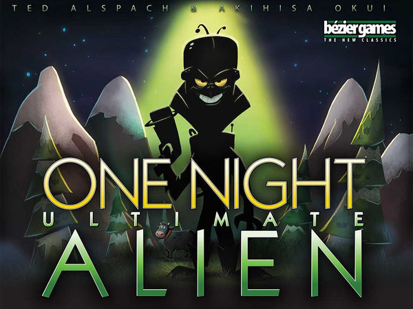 Bild zu Alle Brettspiele-Spiel One Night Ultimate Alien